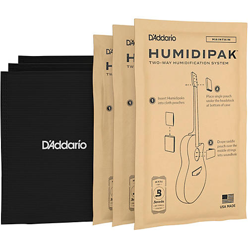 D'Addario Planet Waves D'Addario Planet Waves Two-Way Humidification System thumbnail