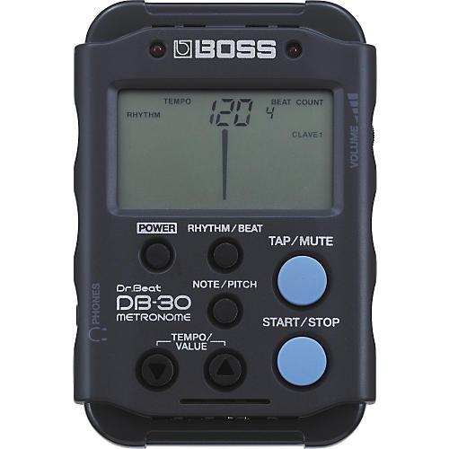 Boss DB-30 Dr. Beat Metronome thumbnail