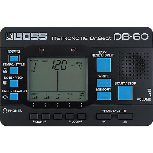 Boss DB-60 Dr. Beat Metronome thumbnail