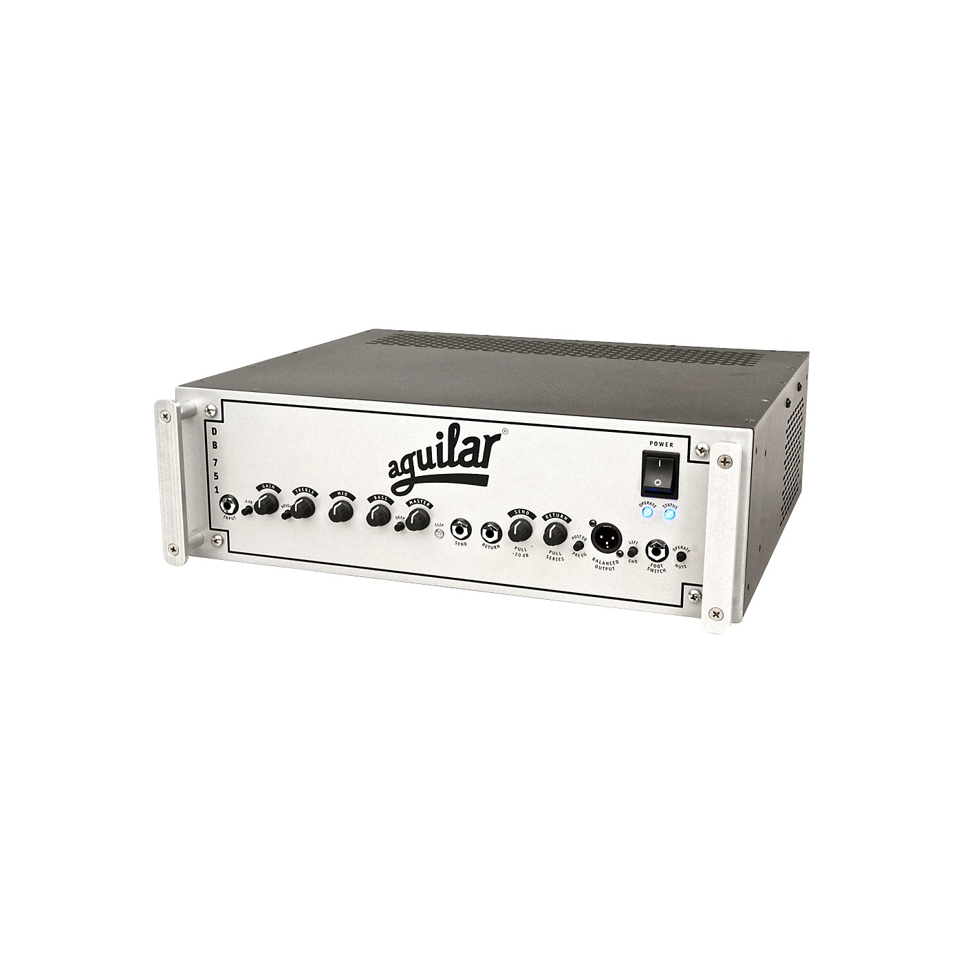 Aguilar DB 751 975W Bass Amp Head thumbnail