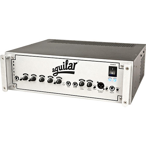 Aguilar DB 751 975W Bass Amp Head thumbnail