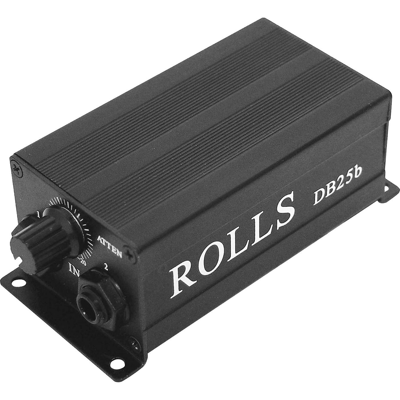 Rolls DB25b Direct Box/Pad/Ground Lift thumbnail