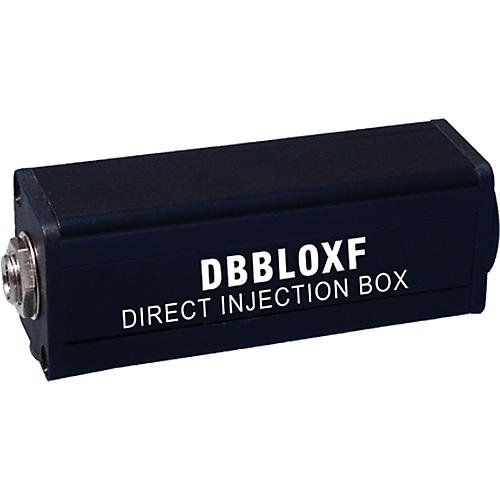 Rapco Horizon DBBLOXF Lo to Hi Z Transformer Direct Box thumbnail