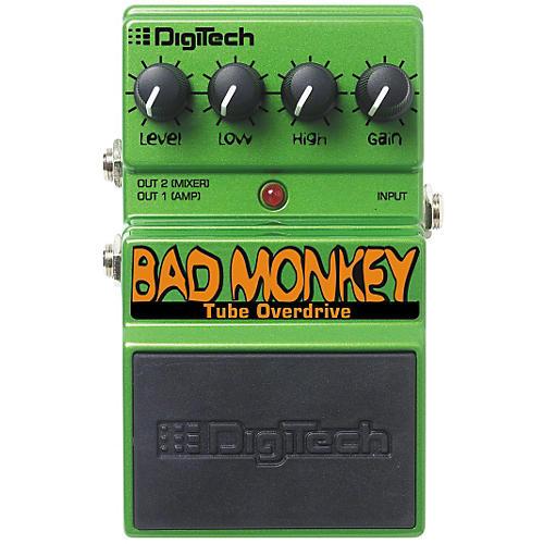 DigiTech DBM Bad Monkey Overdrive Guitar Effects Pedal thumbnail