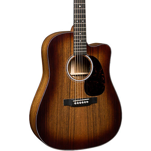 Martin DC Performing Artist Enhanced USA-Made Dreadnought Acoustic-Electric Guitar thumbnail