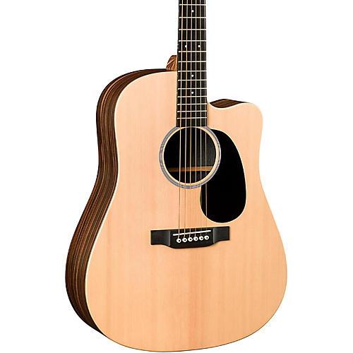 Martin DCX1AE Macassar Dreadnought Acoustic-Electric Guitar thumbnail