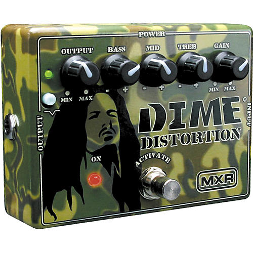 MXR DD-11 Tribute Dime Distortion thumbnail