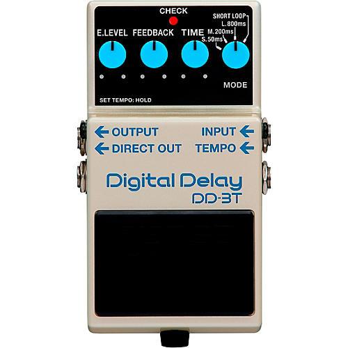 Boss DD-3T Digital Delay Effects Pedal thumbnail
