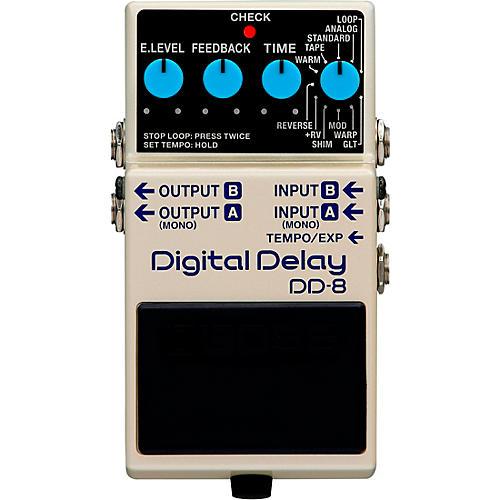 Boss DD-8 Digital Delay Effects Pedal thumbnail