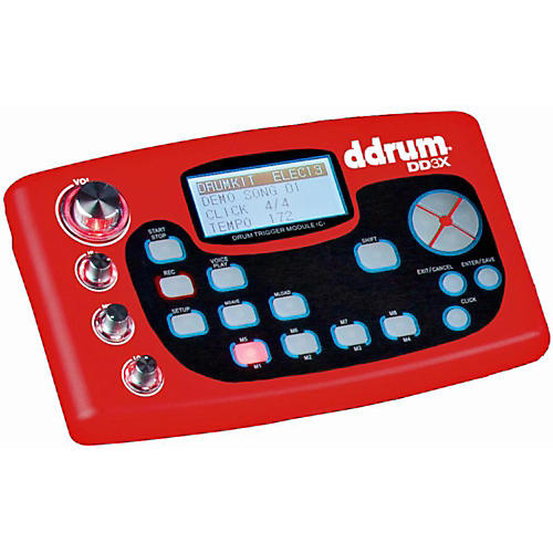 Ddrum DD3XM Drum Module thumbnail