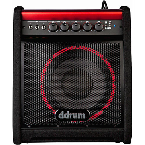 Ddrum DDA50 Electronic Drum Kickback Amp thumbnail