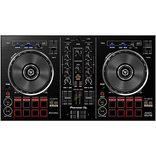 Pioneer DDJ-RB Portable 2-Channel DJ Controller for Rekordbox DJ thumbnail
