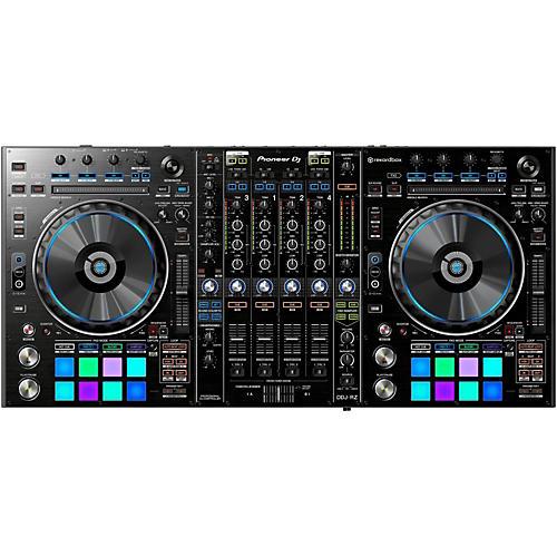 Pioneer DDJ-RZ 4-Channel Rekordbox DJ Controller with Performance Pads thumbnail
