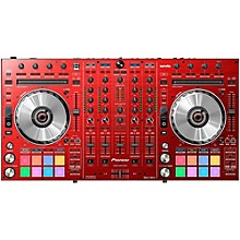 Pioneer DDJ-SX2 Limited Edition Red DJ Controller