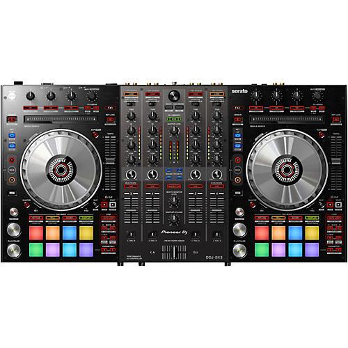 Pioneer DDJ-SX3 DJ Controller for Serato DJ Pro thumbnail