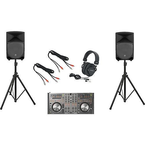 Pioneer DDJ-T1 / Mackie Thump TH-12A DJ Package thumbnail