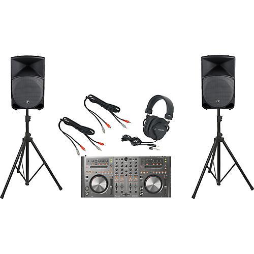 Pioneer DDJ-T1 / Mackie Thump TH-15A DJ Package-thumbnail