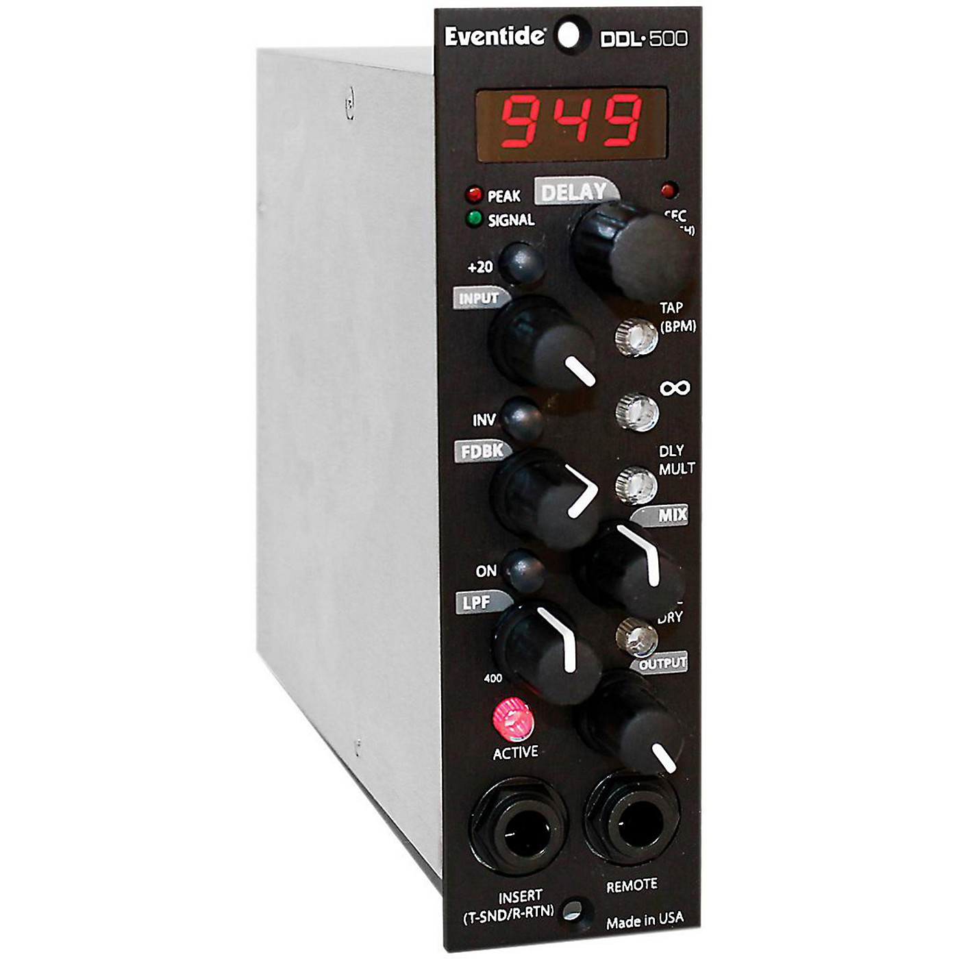Eventide DDL-500 500 Series Delay thumbnail