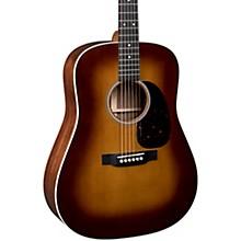 Martin DE Black Walnut Ambertone Dreadnought Acoustic Electric Guitar
