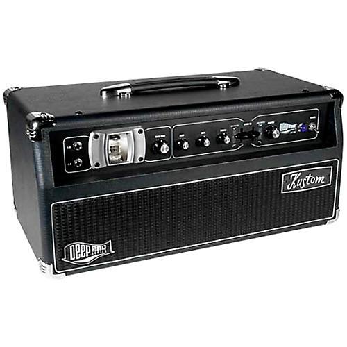 Kustom DE300HD 300W Tube Hybrid Bass Amp Head thumbnail
