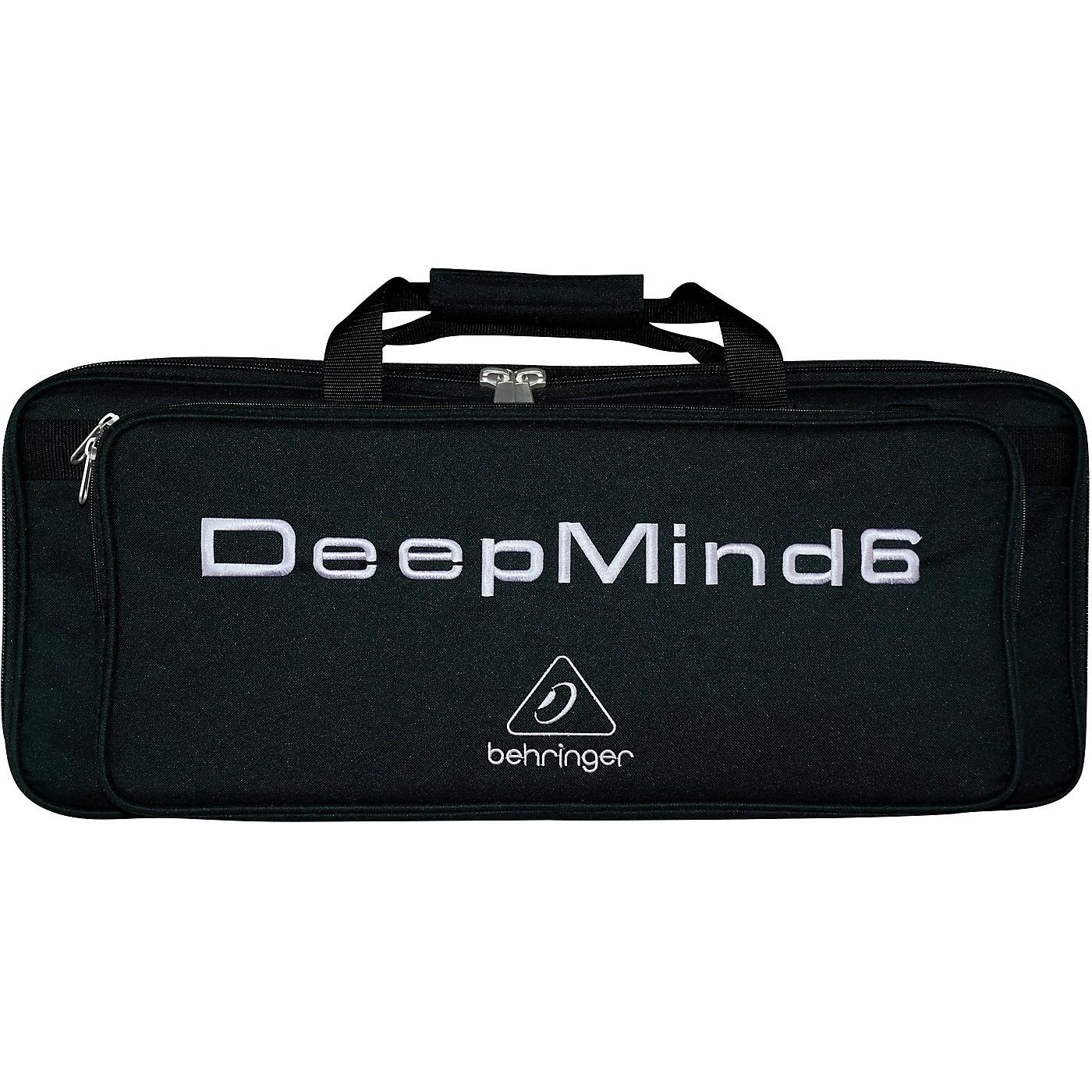 Behringer DEEPMIND 6-TB Keyboard Gig Bag thumbnail