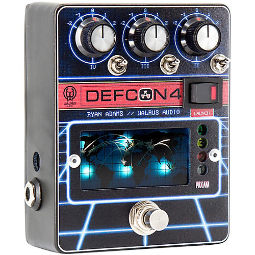 Walrus Audio DEFCON 4 Preamp EQ Boost Pedal thumbnail