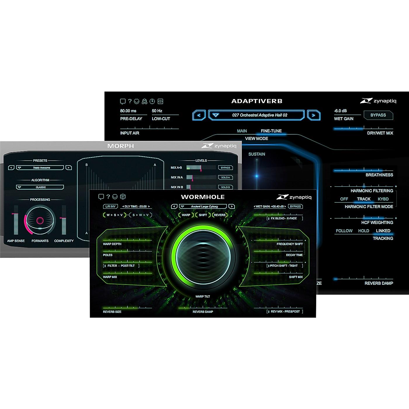 Zynaptiq DESIGN Bundle: Sound Transformation Plug-ins thumbnail