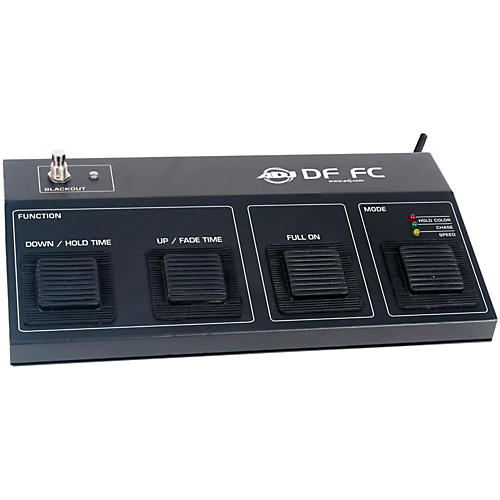 American DJ DF FC Wireless Rechargeable Foot Controller thumbnail