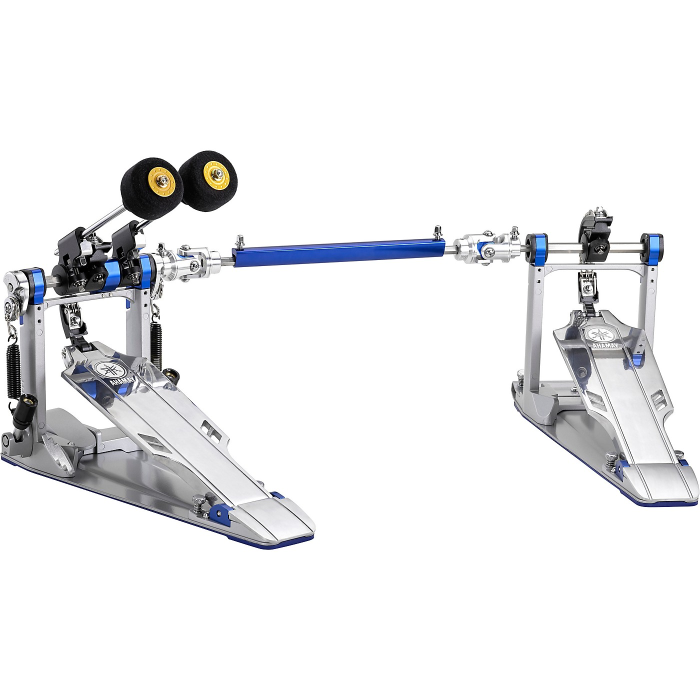 Yamaha DFP9CL Left-Footed Double-Chain Drive Double Bass Drum Pedal thumbnail