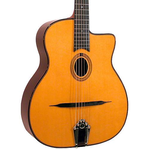 Gitane DG-250 Petite Bouche Gypsy Jazz Acoustic Guitar thumbnail