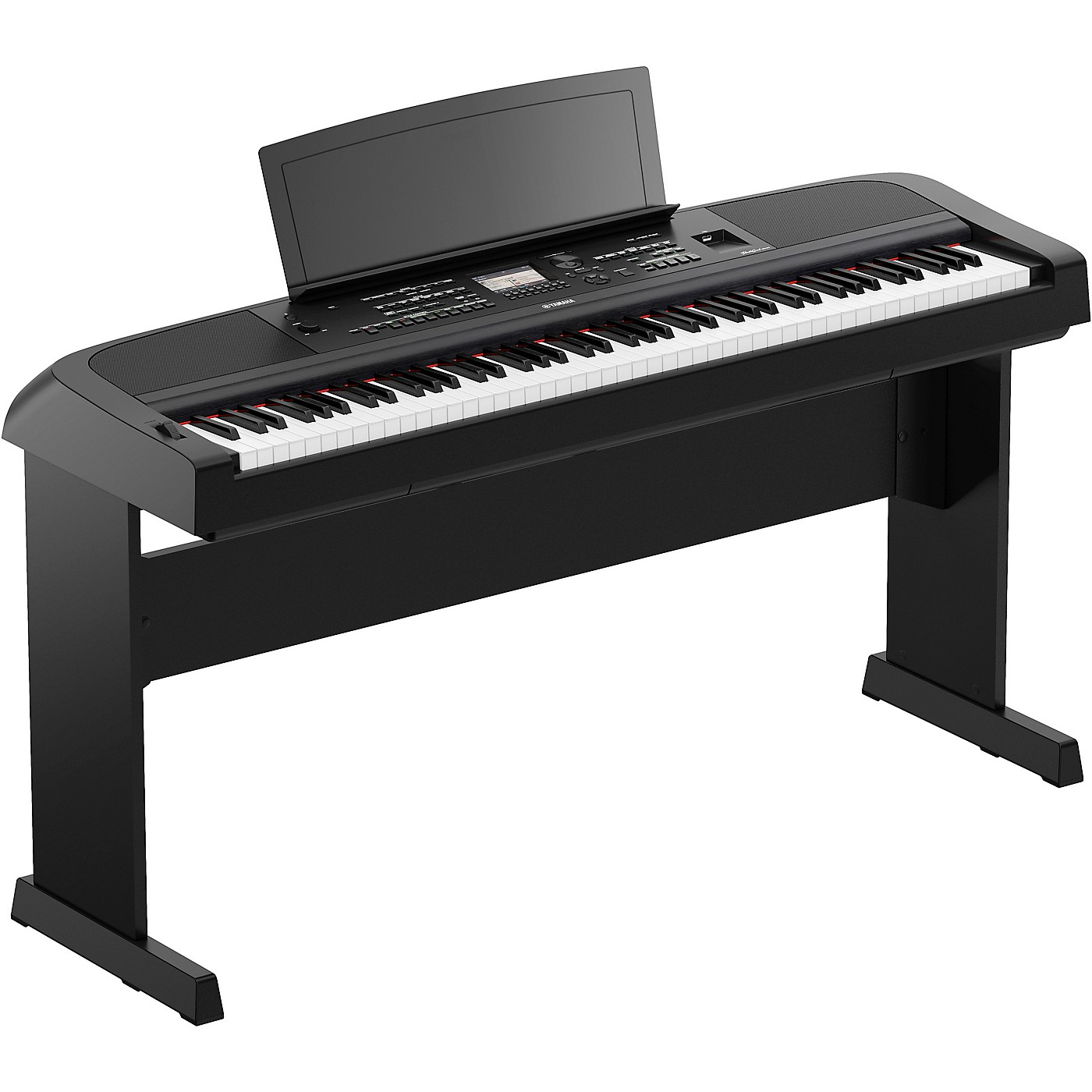 Yamaha DGX-670 88-Key Portable Grand Piano with Stand thumbnail