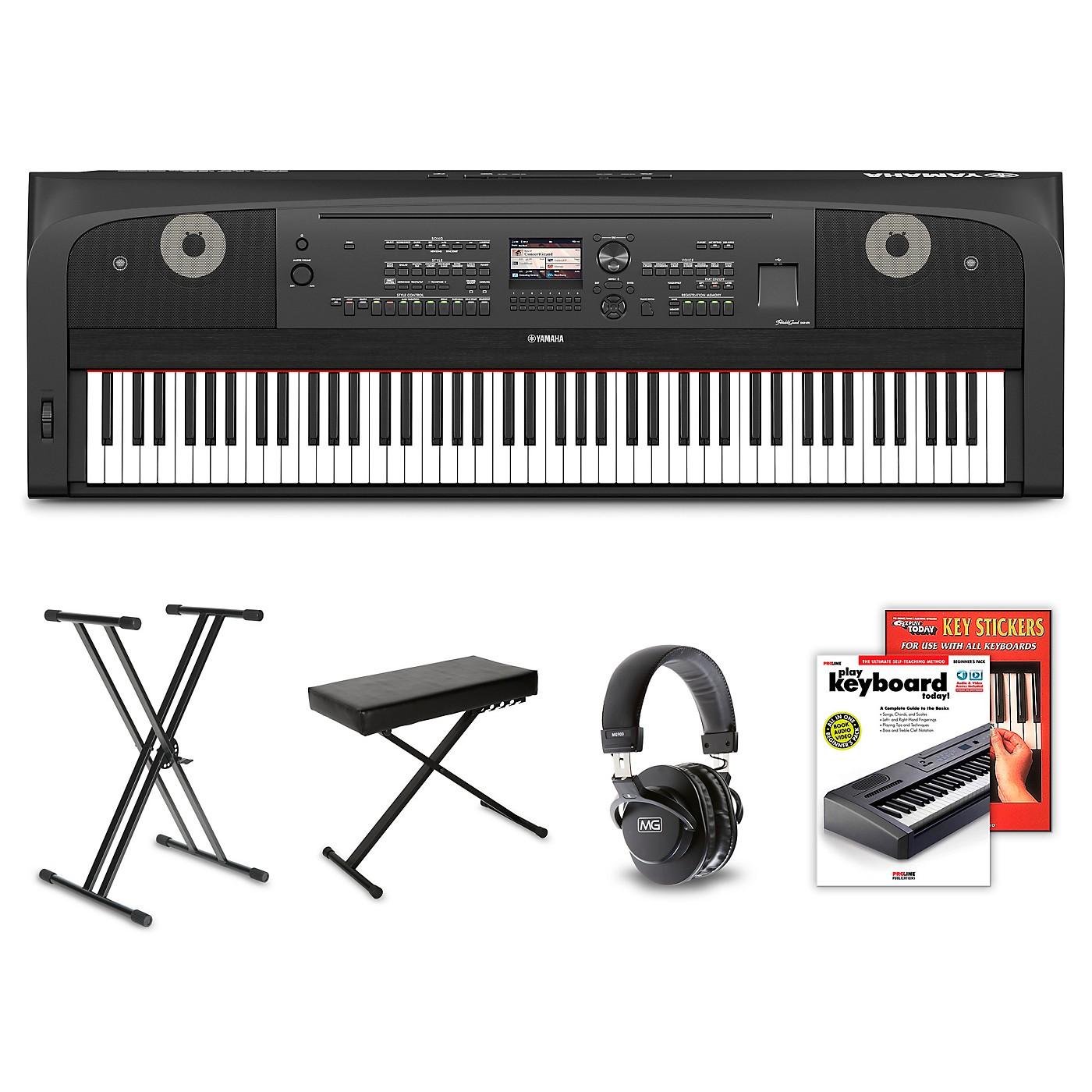 Yamaha DGX-670 Digital Piano Package thumbnail