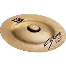 Stagg DH Dual-Hammered Brilliant China Cymbal