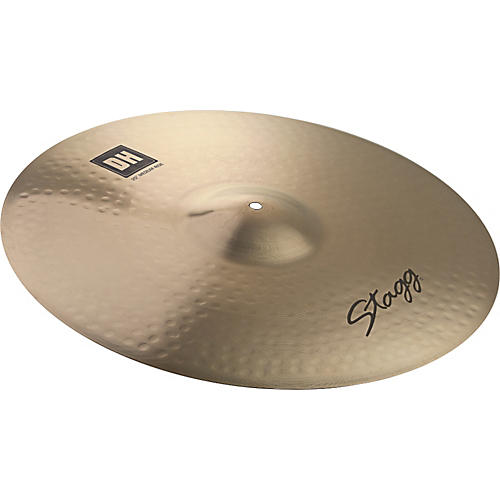Stagg DH Dual-Hammered Brilliant Rock Ride Cymbal thumbnail