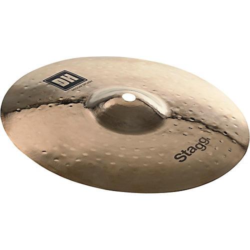 Stagg DH Dual-Hammered Exo Medum Splash Cymbal thumbnail