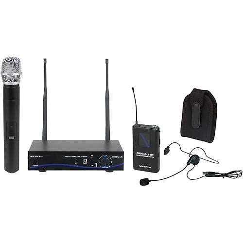 VocoPro DIGITAL-31-ULTRA Wireless System, Single-Channel thumbnail