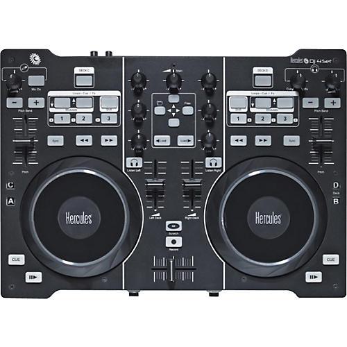Hercules DJ DJ 4Set DJ Controller-thumbnail