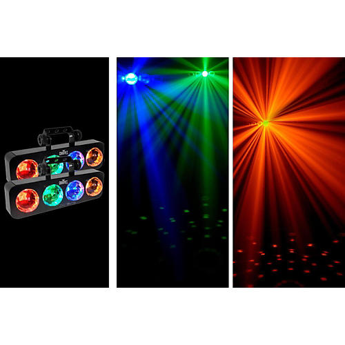 CHAUVET DJ DJ Bank FX 4-Pod Beam Effect (2-Pack) thumbnail