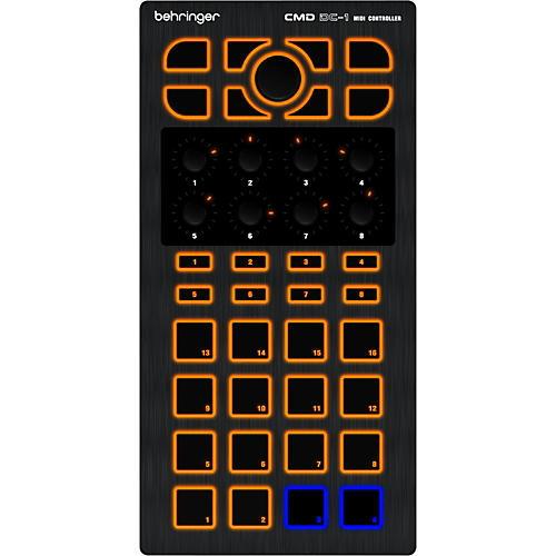 Behringer DJ Controller CMD DC-1 thumbnail