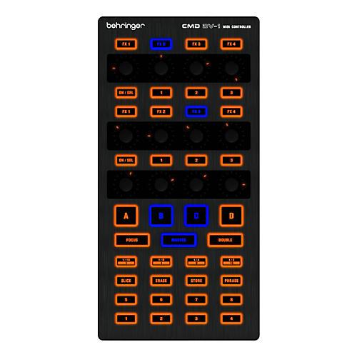 Behringer DJ Controller CMD DV-1 thumbnail