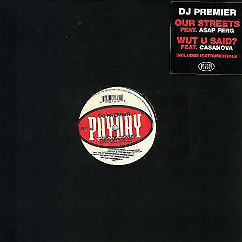 Alliance DJ Premier - Our Streets / Wut U Said thumbnail