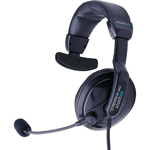 Stanton DJ Pro 500 MC Mk II Single-Cup Headphone with Mic thumbnail