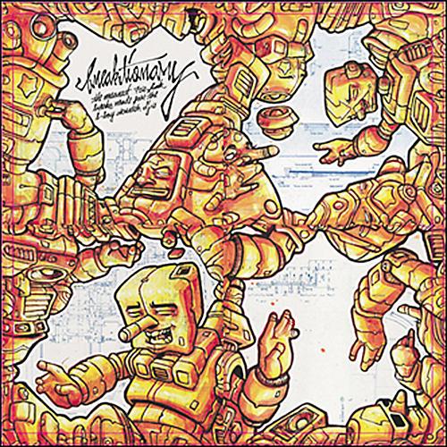Thud Rumble DJ Qbert Breaktionary Vol. 4 - Vinyl Record thumbnail