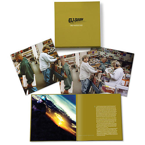 Alliance DJ Shadow - Endtroducing: Deluxe Edition thumbnail