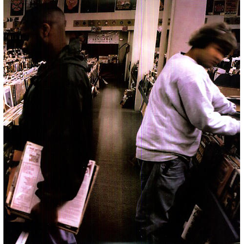 Alliance DJ Shadow - Entroducing thumbnail