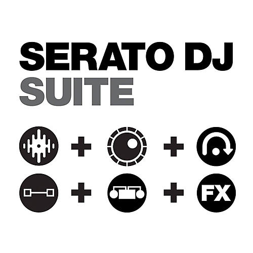 SERATO DJ Suite Software Download thumbnail