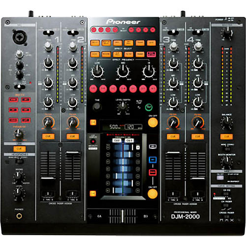 Pioneer DJM-2000 Professional DJ Mixer-thumbnail