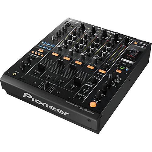 Pioneer DJM-900nexus 4-Channel Professional DJ Mixer thumbnail