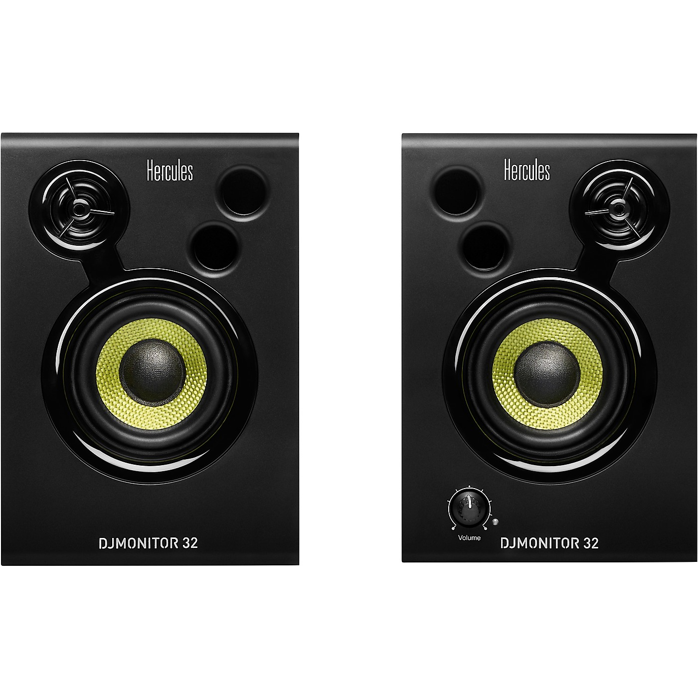 Hercules DJ DJMonitor 32 Active Studio Monitors thumbnail