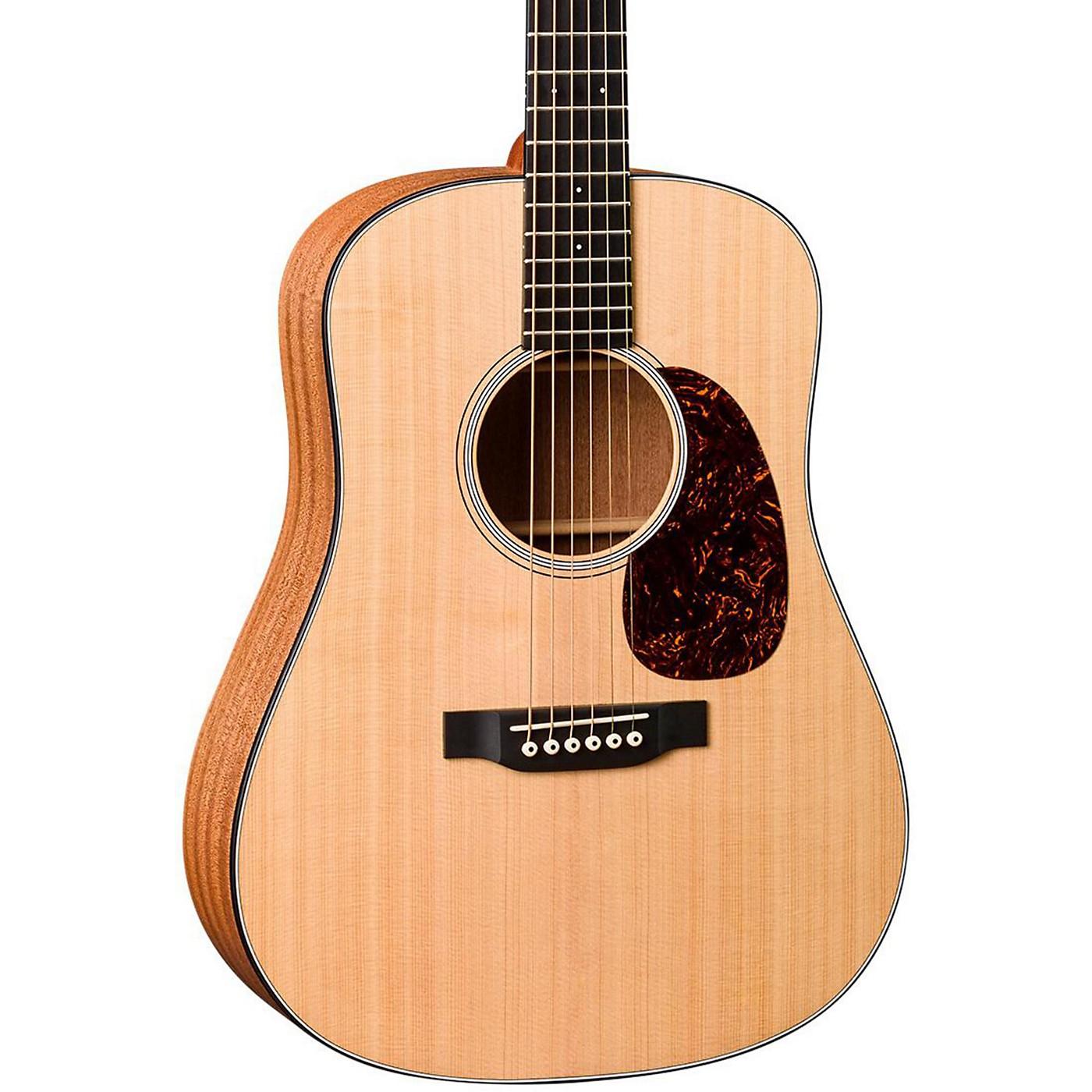 Martin DJRE Dreadnought Junior Acoustic-Electric Guitar thumbnail